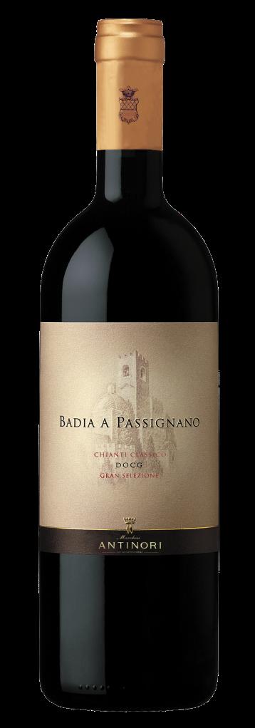 Esta imagem tem um texto alternativo em branco, o nome da imagem é bottiglia-_0038_badia-a-passignano-gran-selezione_vecchio.png